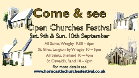 open churches horncastle 2017